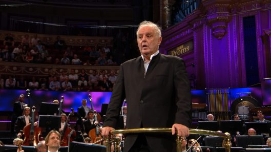 barenboim music and politics